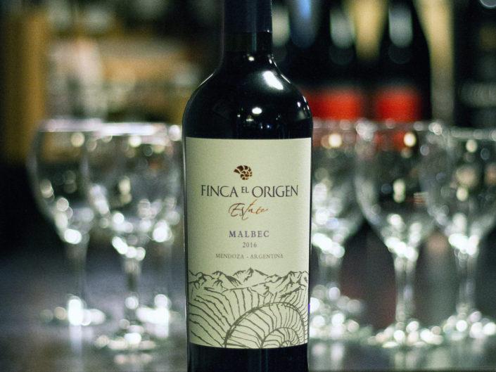 Finca El Origen Estate / Malbec 2016