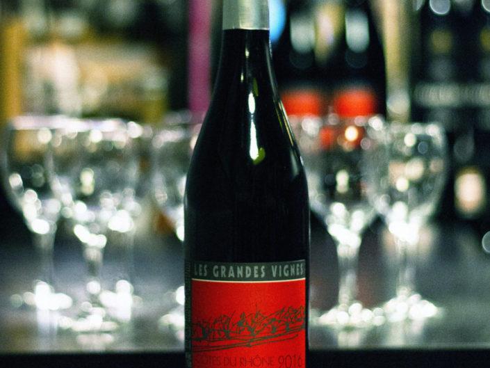 Les vignerons d'Estézargues | Les grandes vignes Côtes du Rhône 2016