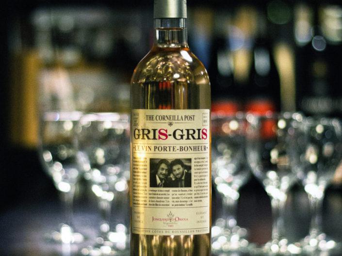 GRIS-GRIS LE VIN PORTE BONHEUR