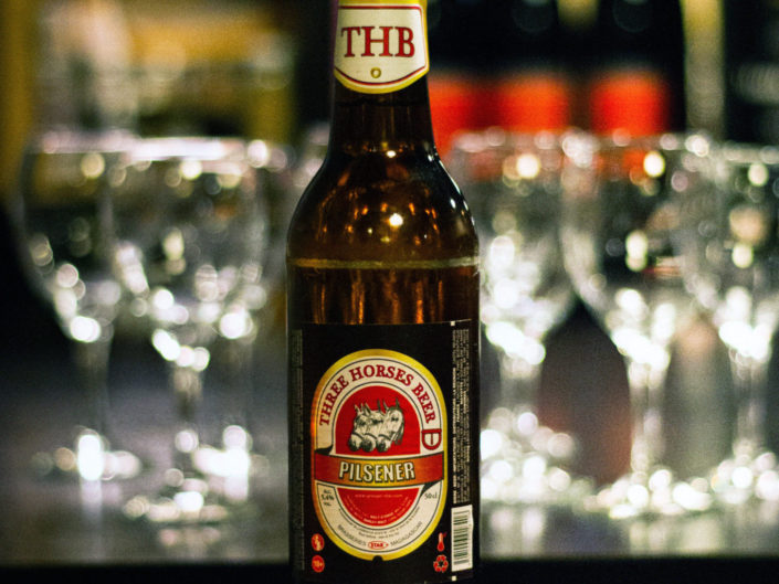 Three Horses Beer – Madagascar