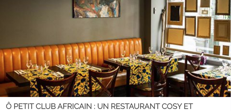 O Petit Club Africain