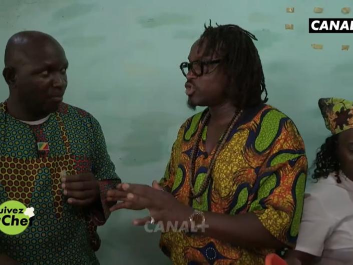 Suivez Le Chef – Congo