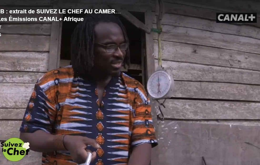 #SuivezLeChef sur Canal + Afrique