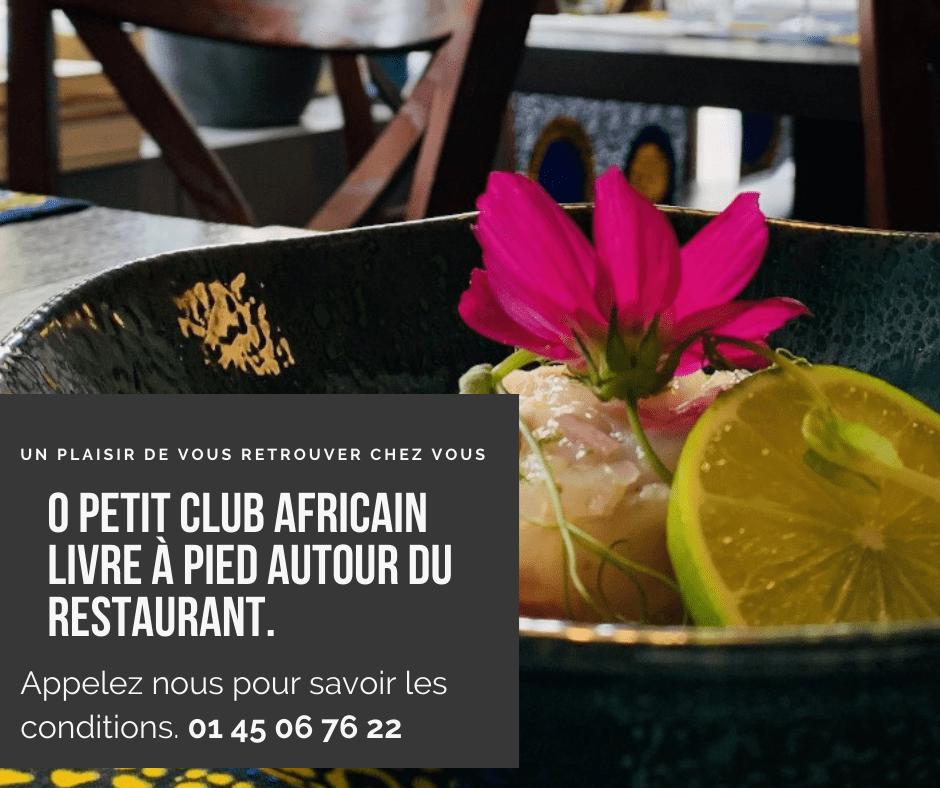 OPetitClub - Voir le menu - 25Mai21
